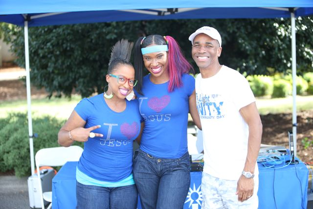 Immeasurable Performs at Unity In The Community