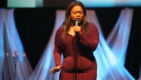 Ruth La'Ontra performs at Lamplighter Awards