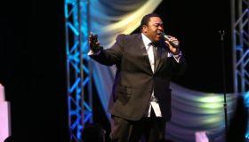 Damon Little Performs at Lamplighter Awards 2014