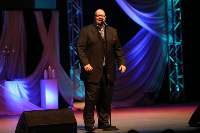 Patrick Dopson at Lamplighter Awards 2014