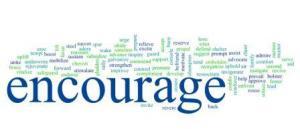 encourage- compressed