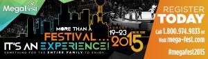 MegaFest Event Post Graphic WNNL