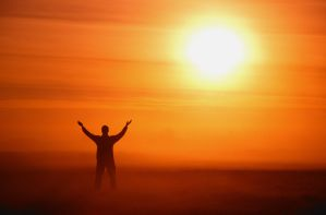 Worshipping God