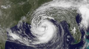 Tropical Storm Isaac Grows In Atlantic
