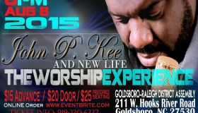 John P Kee Worship Experience
