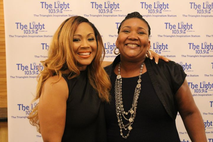 Erica Campbell Meet and Greet
