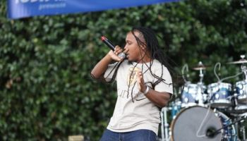 Uncle Reece at Unity In the Community