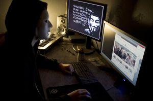 FRANCE-US-CRIME-COPYRIGHT-INTERNET-ANONYMOUS