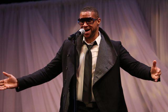 Tony Terry at Lamplighter Awards 2015 Performers
