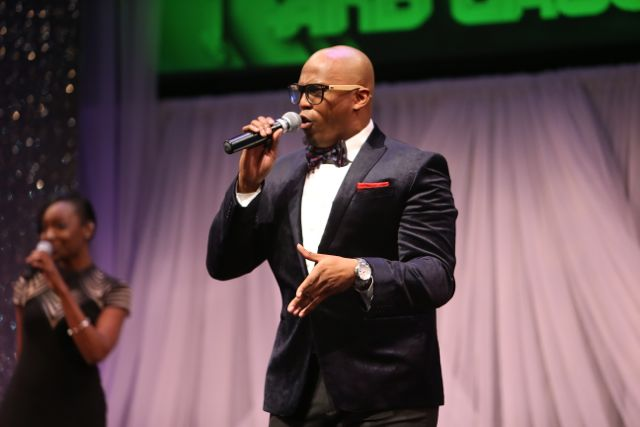 Anthony Brown at Lamplighter Awards 2015 Performers