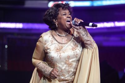 Pastor Shirley Caesar at Women's Empowerment