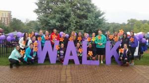 Alzheimers Walk 2015