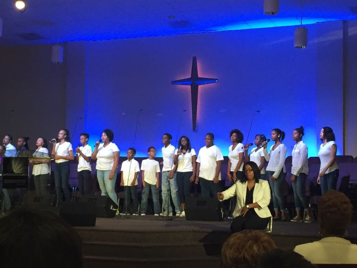 Our Visit To Baptist Grove Church For Pastor Of The Month [PHOTOS]