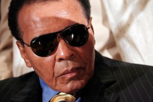 Muhammad Ali Appeals To Iran In Effort To Free The Two Detained US Hikers