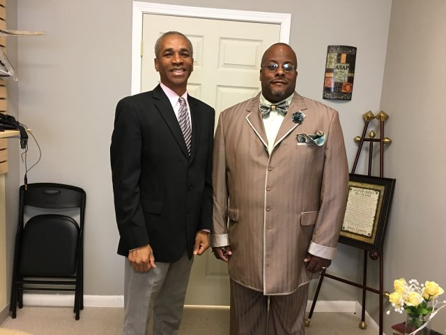 July 2017 Pastor Of The Month