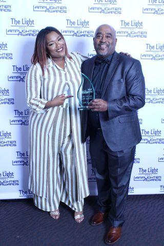Lamplighter Awards -- Blue Carpet and Sponsor Reception