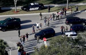 High school shooting at Marjorie Stonemason Douglas High School