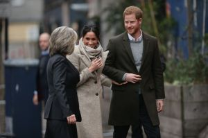 Royal visit to Reprezent FM