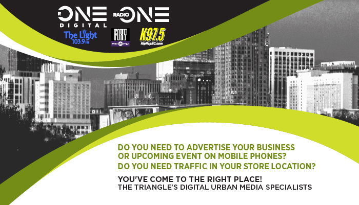 Advertise With Us Raleigh