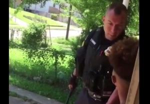 Louisiana police officer