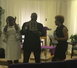 July Pastor of the Month