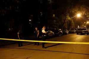 US-CRIME-SHOOTING-POLICE