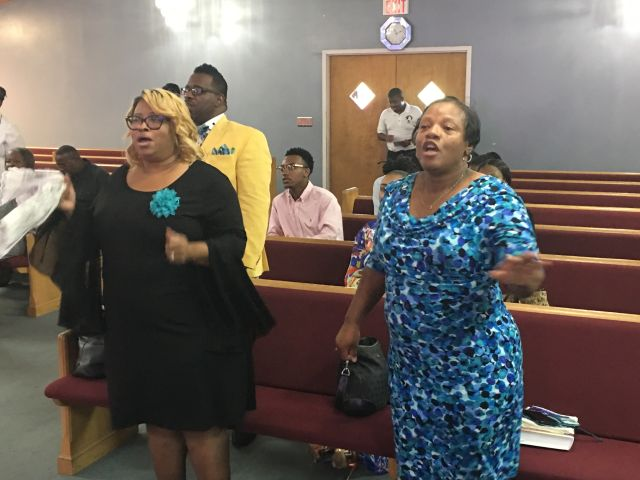 2018 September Pastor Of The Month