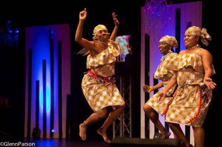 Lamplighters African Dance