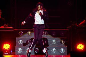 Michael Jackson impersonator in SA