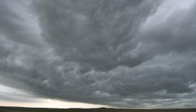 Severe weather, storm clouds