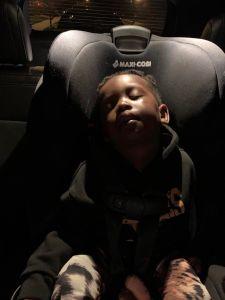 Magellan 5-In-1 Car Seat - Toddler