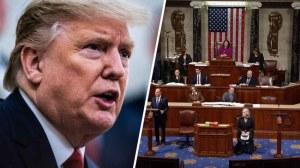 Telemundo Trump Impeached