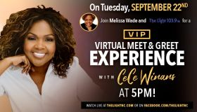The Light 103.9 CeCe Winans VIP Experience