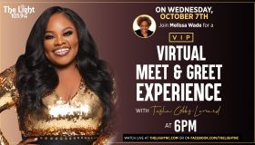 VIP Virtual Meet & Greet Experience With Tasha Cobbs Leonard