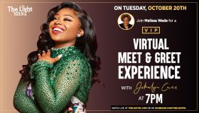 Jekalyn Carr Exclusive VIP Experience With Melissa Wade
