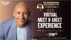Brian Courtney Wilson Exclusive VIP Experience