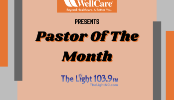 Pastor Of The Month