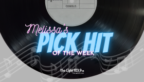 Melissa Wade Pick Hit of the Week