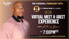Anthony Brown Exclusive VIP Experience