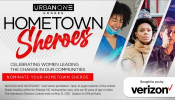 Raleigh Nominate Your Hometown Shero As We're Celebrating Women Leading Change In Our Communities!