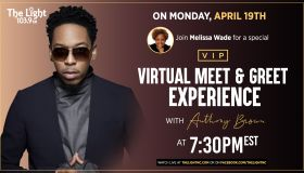 Deitrick Haddon Virtual Meet & Greet