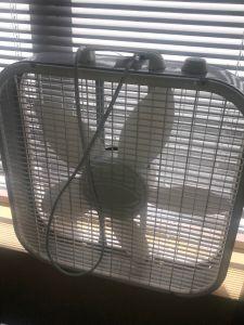 Fan, Temperature, Thermostat