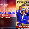 The Temptations Revue Concert Register to Win Sweepstakes